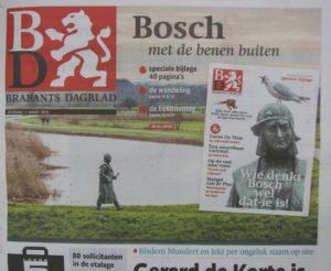 2016-03-05 JB500 in Brabants Dagblad a