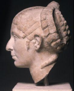 britisch museum resembling cleo VII